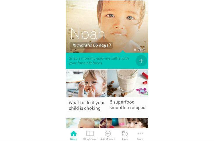 Get organized, and keep track of every precious moment, with these essential apps for new moms and dads, including our very own Milestones app!