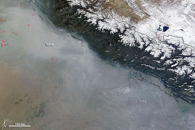In October 2014, India's Central Pollution Control Board (CPCB) releaseda proposalfor a new air quality index that would be used to quantify and communicate the severity of haze outbreaks. The ne...