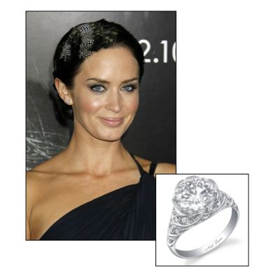 17 Best images about Celebrity Engagement Rings on Pinterest