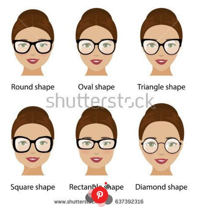 Image Result For Cute Womens Eyeglass Frames For Round Faces In