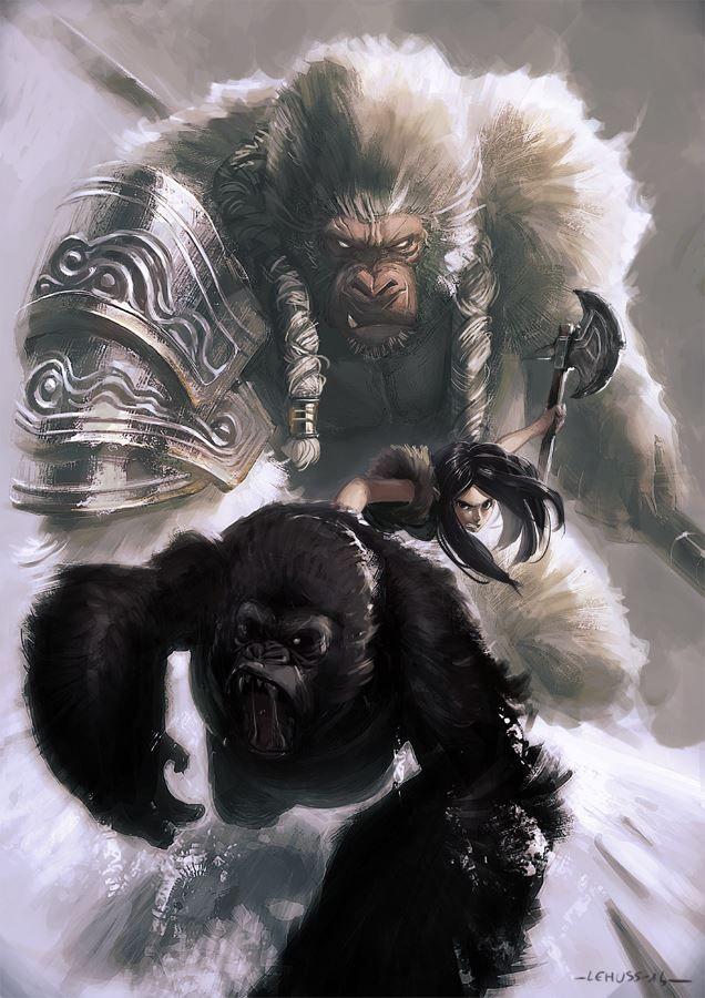 star games gorilla