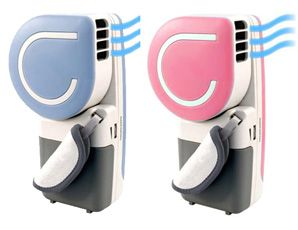 Battery powered air small air conditioners - Fan lowers temp up to 30 degrees