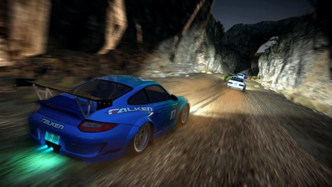 Need for Speed 18 game Screenshots