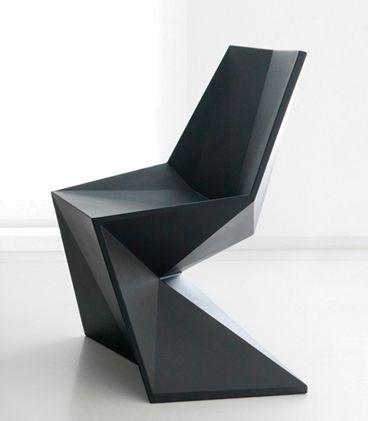 Sillas Vertex de Vondom - www.muebles.com ®