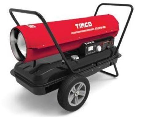 Hallilämmitin 40 kW, Timco - Öljykäyttöinen lämpöpuhallin / hallilämmitin - Industrial heater. Virtasenkauppa - Verkkokauppa.
