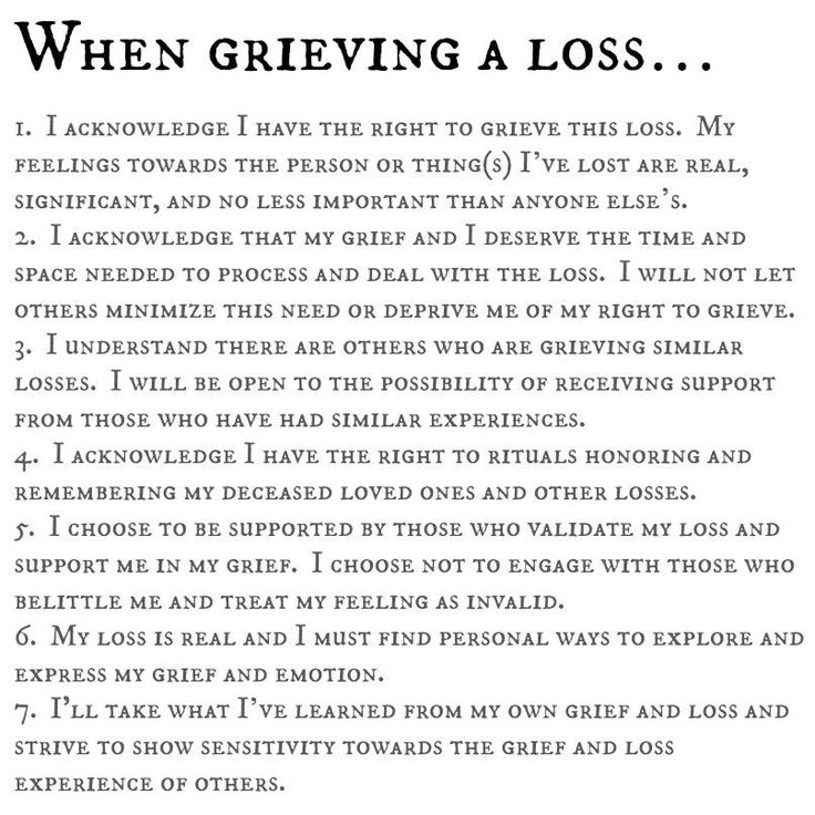 """Our society seems pretty comfortable with the following if-then logic. """"If there has been a death then there will be grief"""" This logic is easily observed and understood by just about anyone. In fact, take a look at Oxford Dictionaries definition of 'Grief': Deep sorrow, especially that caused by someone's death. We willingly recognize that ..."""