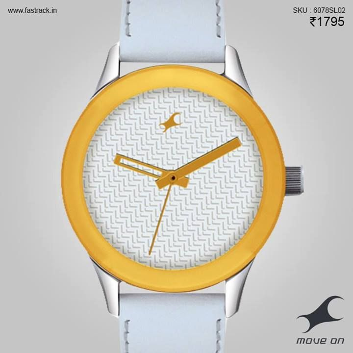 Ladies! You don't need to try too hard anymore. Get your hands on one of our all new watches! #HandsOn