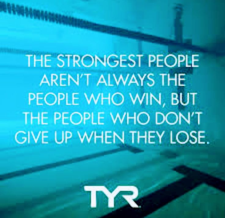 Swimming Quotes Endearing 18 Best Swimming Quotes Images On Pinterest  Swim Swimming And