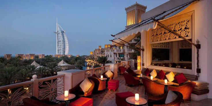 #KoubbaBar There are few better places to be as the sun goes down than the lavish terrace of Koubba Bar, one of the most stylish bars at Madinat Jumeirah. http://buff.ly/1Kj88Po