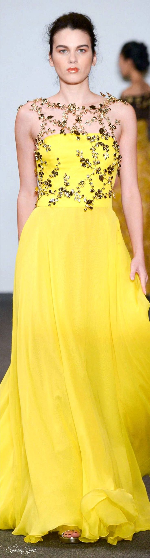 www.2locos.com Dany Atrache Spring 2016 Couture