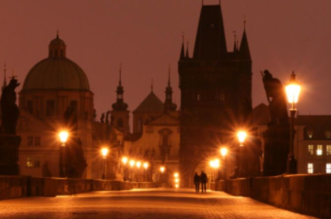 Prague Ghost Walking Tour - Lonely Planet