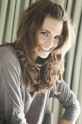 Girl crush: Stana Katic. AKA Detective Kate Beckett on Castle.