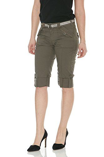 Special Offer: $34.99 amazon.com Suko Women Cargo Pants Adjustable Capri length Stretch Poplin and Belted. Suko Jeans Womens Cargo Capri Pants Adjustable length Stretch Poplin and Belted. The Suko poplin capris are made from the perfect cotton twill poplin with just the right amount of...