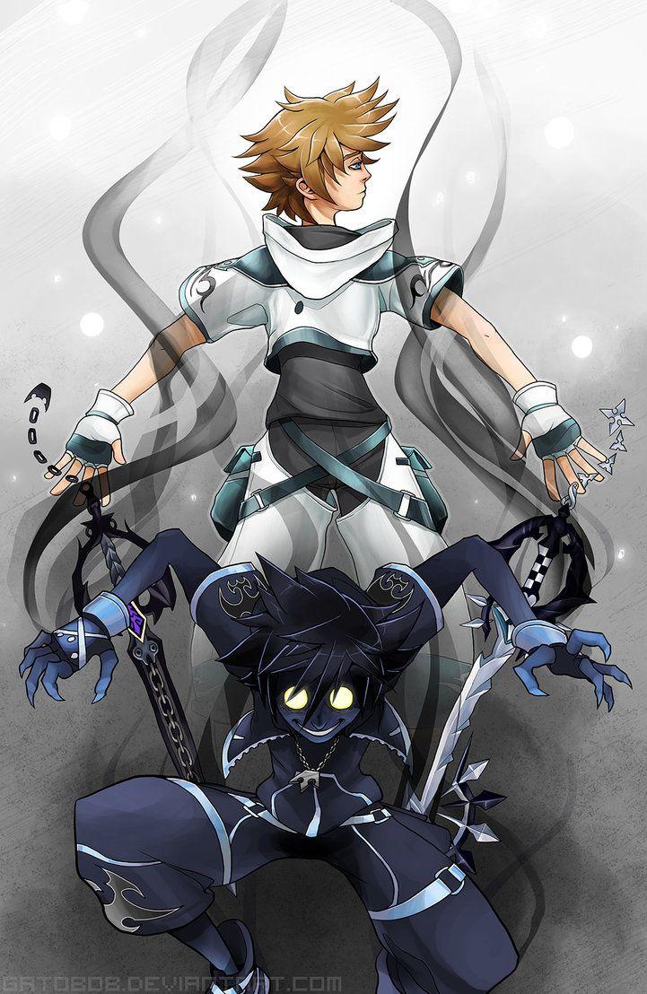 Kingdom Hearts - Two Faced by Gatobob on DeviantArt