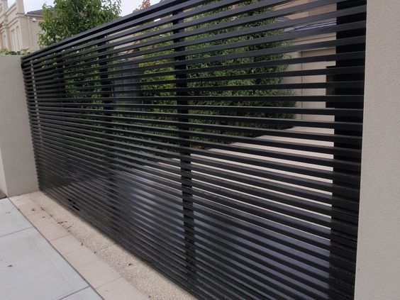 Gate Gallery | Automatic Gates | Driveway Gates | Swing and Slider Gate Gallery:
