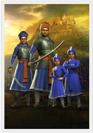 #YoBhangra support the release of #ChaarSahibzaade #XclusivePR