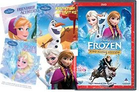 An incredible saving on our Disney Frozen Deal of the Week