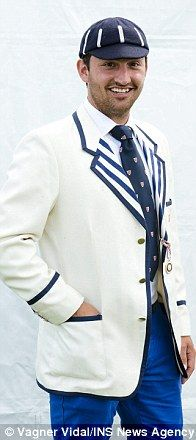 Steve Salter British regatta blazers http://www.dailymail.co.uk/femail/article-2356897/Blazer-glory-Men-make-style-statement-jackets-Henley-Royal-regatta-dont-look-closely-stains-badge-honour.html