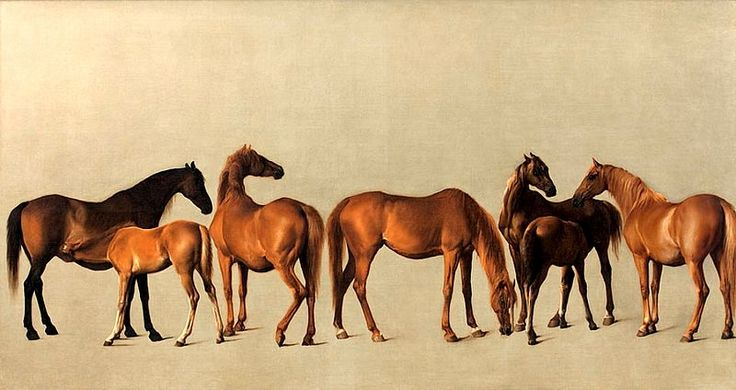 http://amanda-severn.hubpages.com/hub/Equestrian-Paintings-and-Drawings-Horse-Racing-and-The-Horse-in-Art