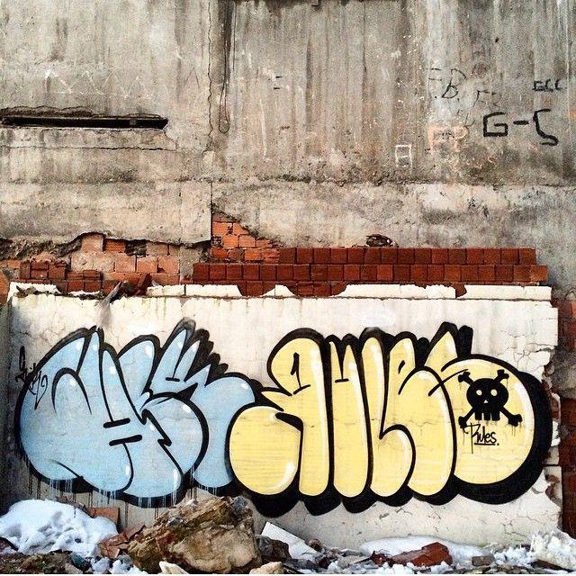 Graff - Magazine cover