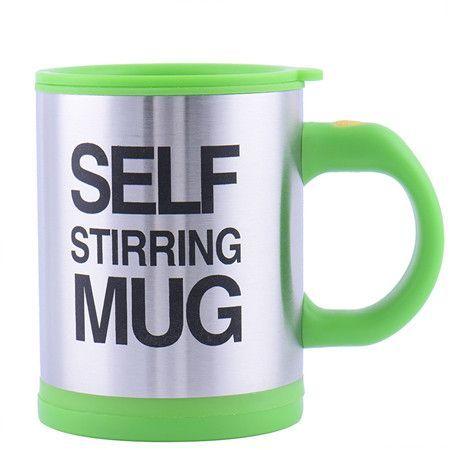 Self Stirring Coffee Cup Mugs Double Insulated Coffee Mug 400 ML Automatic Electric Coffee Cups Smart Mugs Mixing Coffee Cup