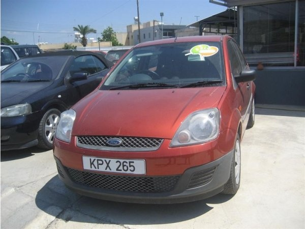 Ford Fiesta, 2006 - Cars - Vehicles