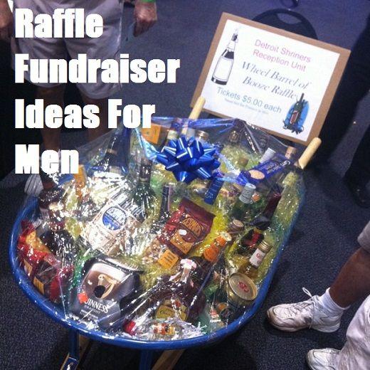 Fundraiser Gift Ideas: Raffle Fundraiser Ideas For Men