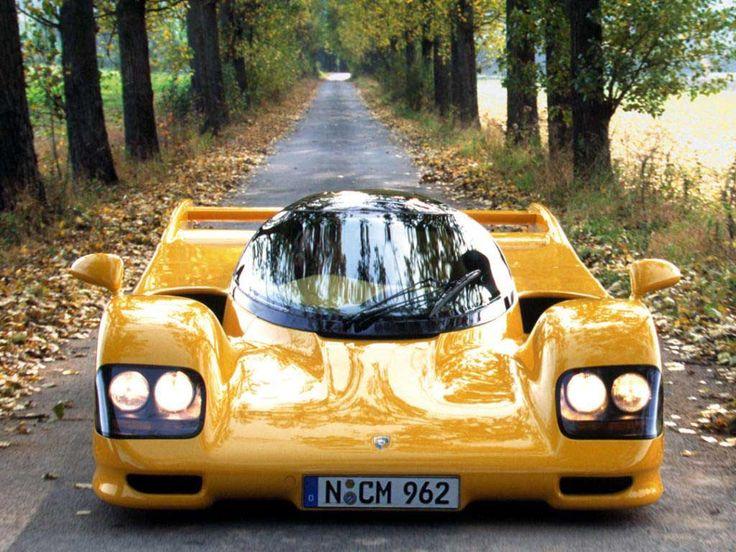 Porsche Dauer 962 Le Mans