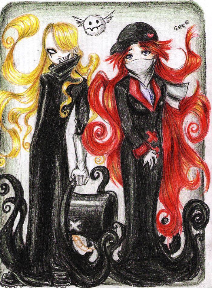 Tk and Evey by GRKaterina.deviantart.com on @DeviantArt