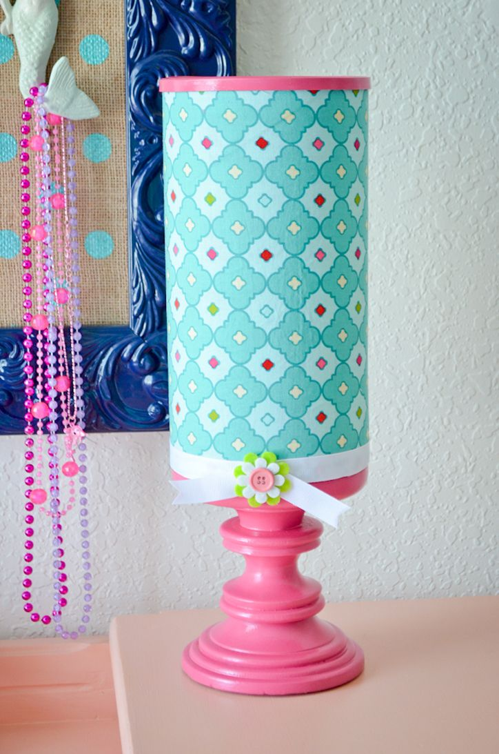 Project Nursery - DIY Headband Holder