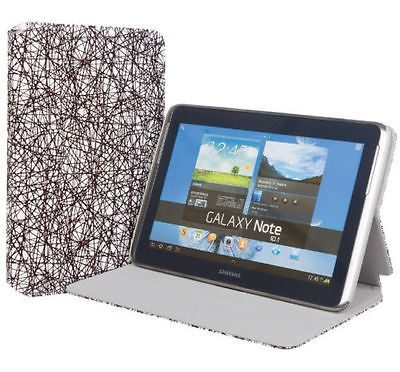 GRAFFITI STYLE CASE WITH STAND FEATURE FOR SAMSUNG GALAXY NOTE 10.1 N8000 N8010