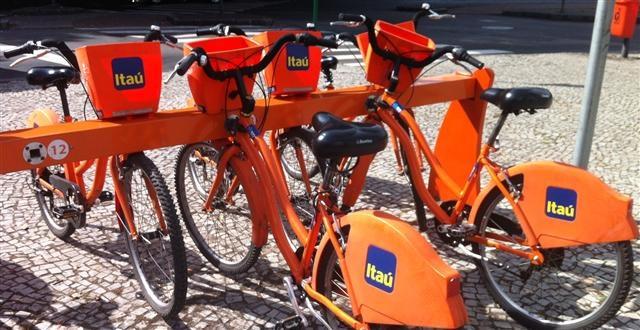Bike Sampa Itau