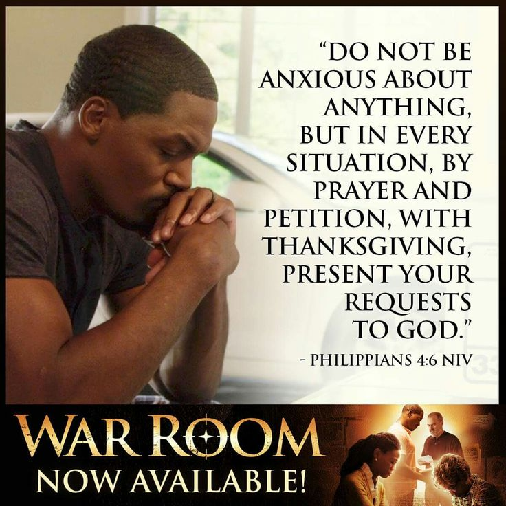 Create yourself a War Room.. get in it, kneel and talk to God ... about everything! He wants to hear about all of it.