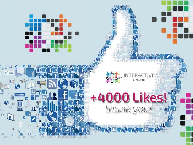 We have reached 4000 likes on Facebook! We would like to thank each and everyone for all the support!