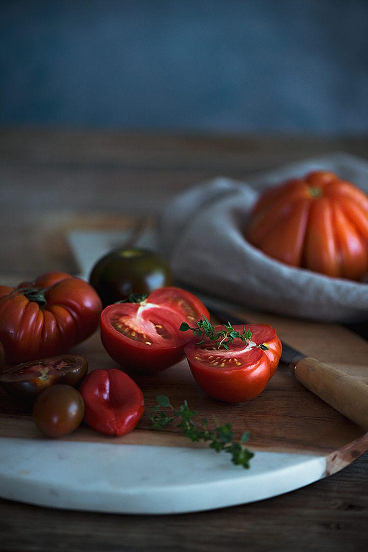 Tomatoes | Cocinando con mi carmela - Luisa Morón