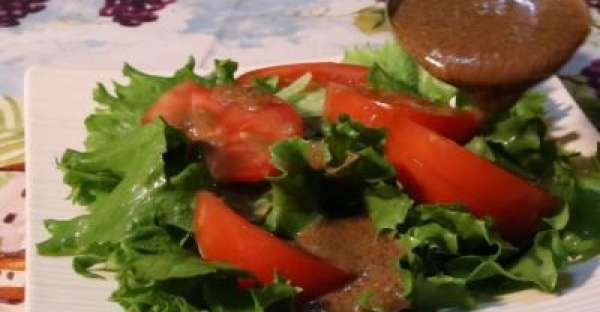 Balsamic Salad Dressing Recipe.    This Balsamic Salad Dressing recipe is a delicious maple balsamic vinaigrette that is great for salads, or to use as a marinade on meat and roasted vegetables. The amounts in this salad dressing recipes will be enough for about six salads.  CLICK VISIT for FULL RECIPE!
