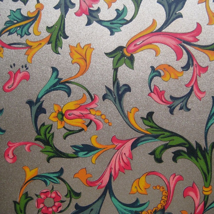 Made In Italy Authentic Florentine Paper For Your Projects. $3.25, via Etsy.