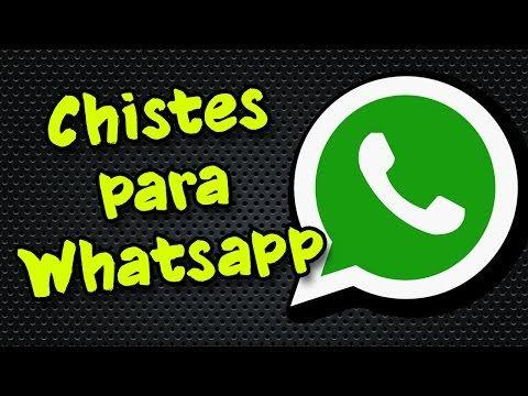85 Chistes de audio para whatsapp cortos | 2016 | Descarga para celular - YouTube