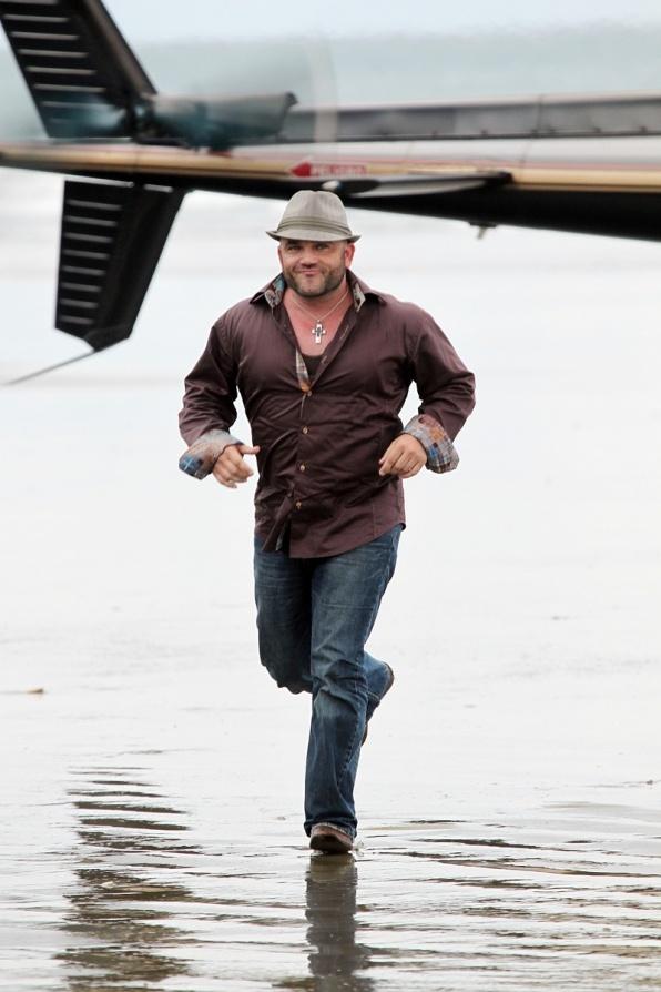 Survivor Photos: Russell Hantz Returns for Redemption