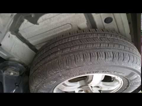 2006 Honda Pilot With Full Size Spare Tire! No More Small Donut Spare Tire - YouTube