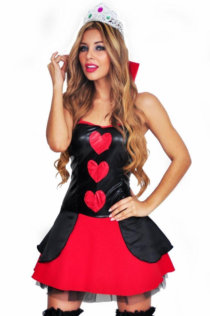 disfraces de halloween reina de corazones - Buscar con Google