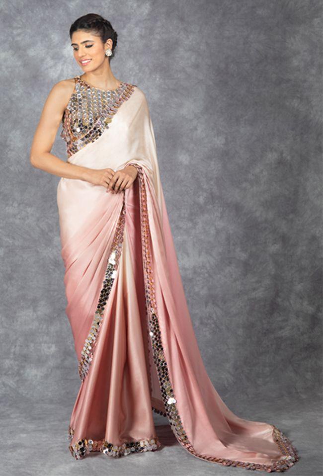 Manish malhotra Designer party wear saree
