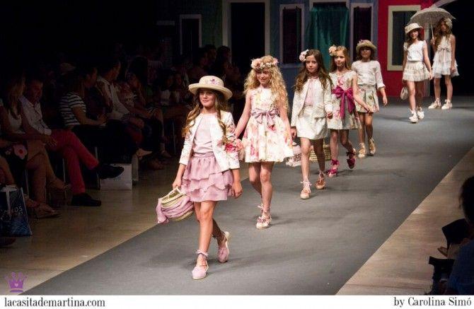 La ormiga colecci n moda for Jardin infantil verano 2016