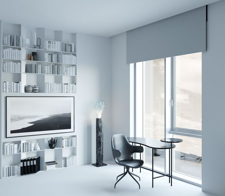 monochrome interior library jaime hayon mathieu lehanneur