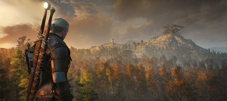 Witcher 3 artwork