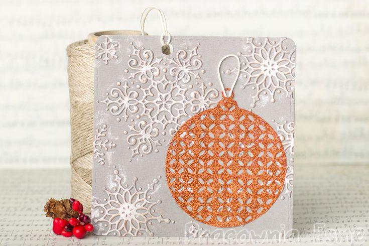 christmas tag; Esme; DIY