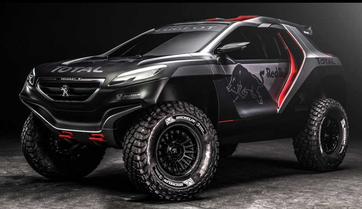 2015 Peugeot 2008 DKR – automotive99.com