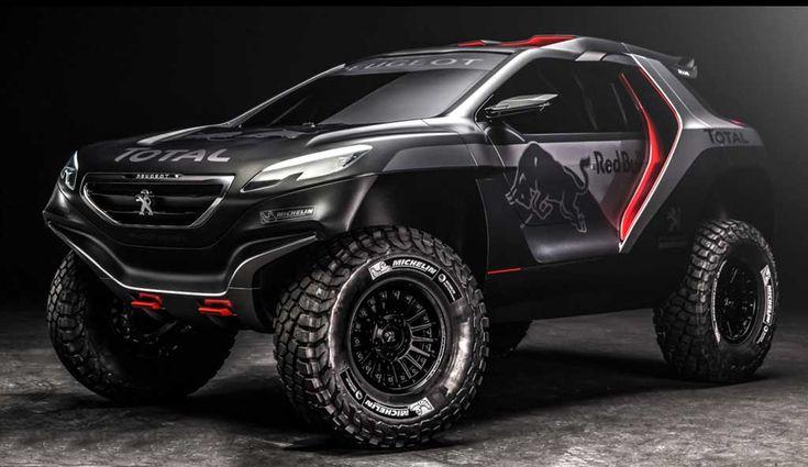 2015 Peugeot 2008 DKR – automotive99.com