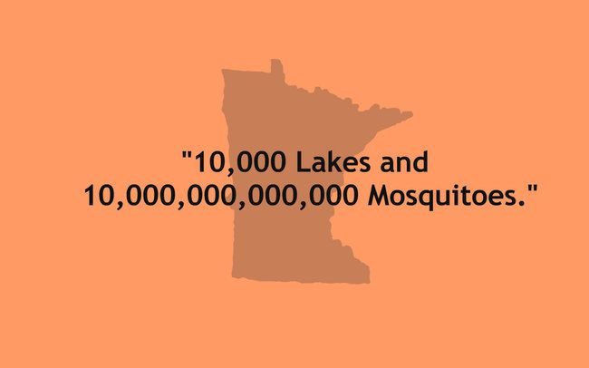 Sarcastic States of America - Minnesota